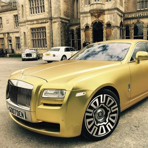 Auto Trader Rolls Royce for sale by Bitcoin