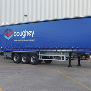 Boughey Distribution Grows Tiger Trailers Fleet