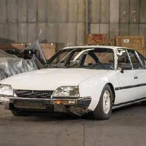 Citroën Heritage Museum holds exceptional sale for the first time