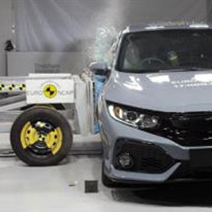 Eight vehicles score Euro NCAP 5 star ratings