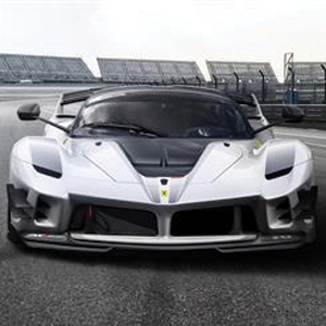 Ferrari FXX-K Evo to make UK debut at Autosport International