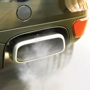 GEM Motoring Assist car exhaust