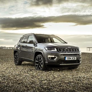 Jeep Compass- all-new compact SUV