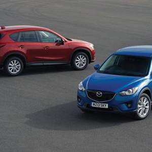 Mazda CX-5 takes Best Large SUV title at the 2018