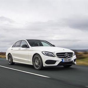 Mercedes-Benz C-Class is named Fleet Car of the Year