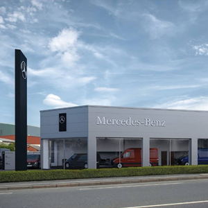 Mercedes-Benz Vans Welcomes New Dealer Partner