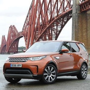 New Land Rover Discovery is Scottish Car of the Year 2017