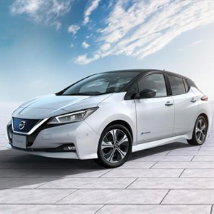 Nissan LEAF wins first international award