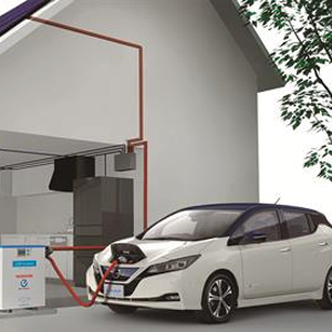 Nissan fuses electric innovation and ProPILOT