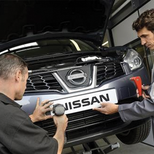 Nissan plans further expansion of bodyshop network