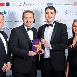 OrderWise Named Family Business of the Year