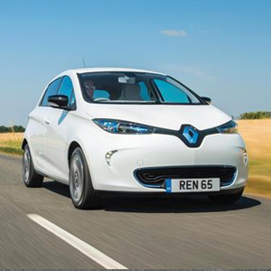 Renault Zoe Named Best Used Green Car At Awards