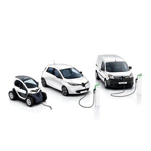 Renault wins Electric Vehicle Manufacturer Of The Year