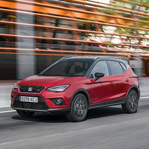 SEAT Arona achieved five stars in the Euro NCAP safety tests