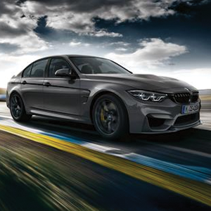 The BMW M3 CS