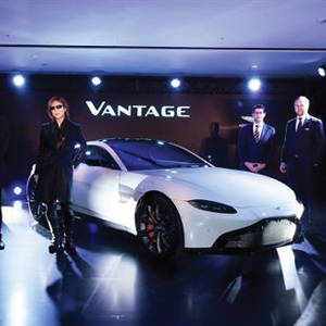 The House of Aston Martin Aoyama opens for business in Tokyo