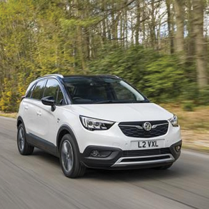 Vauxhall's new Crossland X