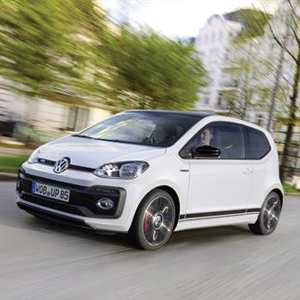 Volkswagen up! GTI is Pocket Rocket of the Year