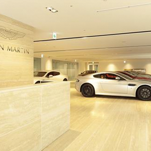 Largest Aston Martin Dealership Opens In Tokyo FleetPointFleetPoint - Aston martin dealerships