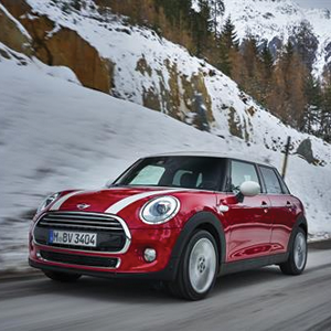 Double clutch transmission in the MINI