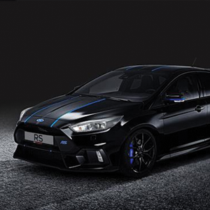 Ford Performance Parts Focus RS