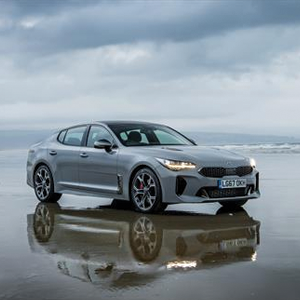 Kia Stinger GTS Grey