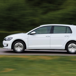 The Volkswagen e-Golf leads Scrappage Upgrade offers