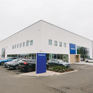 Volvo Car UK's new Training and Development Centre