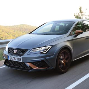 the new Leon CUPRA R