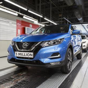 3 Millionth Qashqai Production