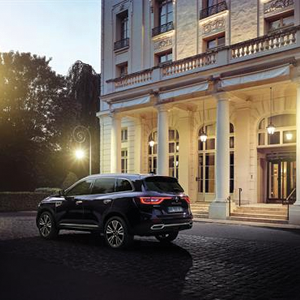 All-New Renault Koleos even more refined with new Initiale Paris