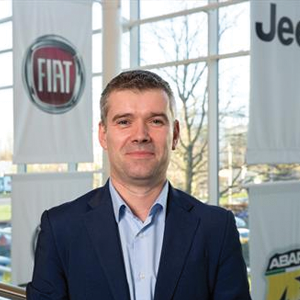 Arnaud Leclerc, Managing Director, Fiat Chrysler Automobiles