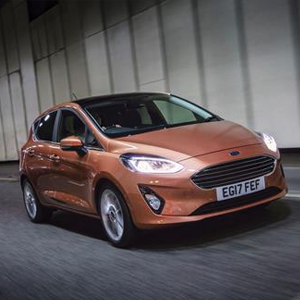Ford Fiesta - Best-Selling Car of 2017