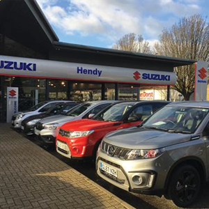 Hendy Group chooses Crawley for 2nd Suzuki franchise