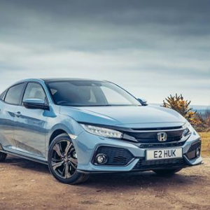 Honda Civic victorious-2018