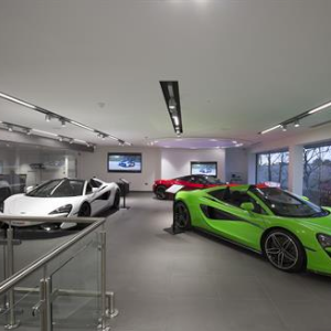 McLaren Manchester officially opens its doors in Wilmslow
