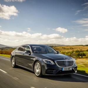 Mercedes-Benz S-Class named best luxury car
