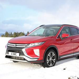Mitsubishi Eclipse Cross winter offers