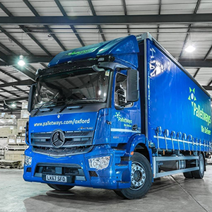 New Mercedes-Benz Fleet Stacks Up