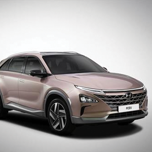 Next-generation Hyundai FCEV model and its name to be unveiled