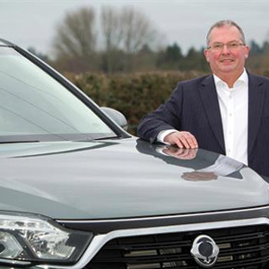 Nick Laird, managing director, SsangYong Motor UK