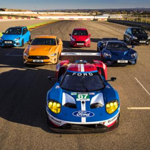 Part of the Ford Performance line up