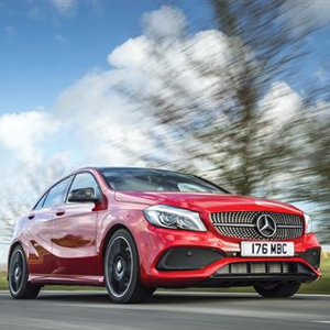 Record sales year for Mercedes-Benz Cars UK