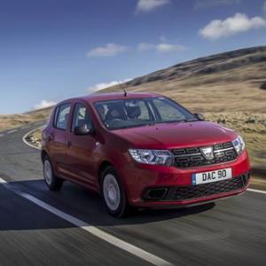 Sixth win in a row for Dacia Sandero at What Car Awards