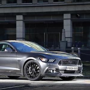 Steeda debuts Q500 Enforcer Mustang in Europe