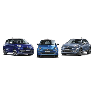 The New Fiat 500 Mirror Family