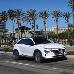 The Next-Generation Fuel Cell Vehicle from Hyundai