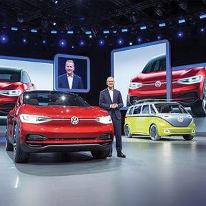 The Volkswagen I.D. Family
