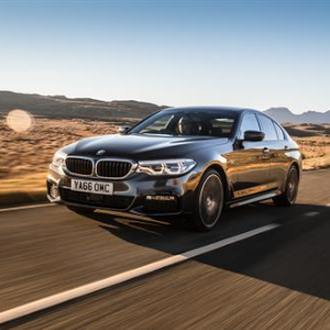 The success of the BMW 5 Series continues