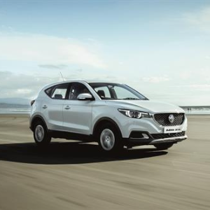 MG ZS UK Launch